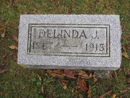 LAIRD, DELINDA J. - Union County, Ohio | DELINDA J. LAIRD - Ohio Gravestone Photos