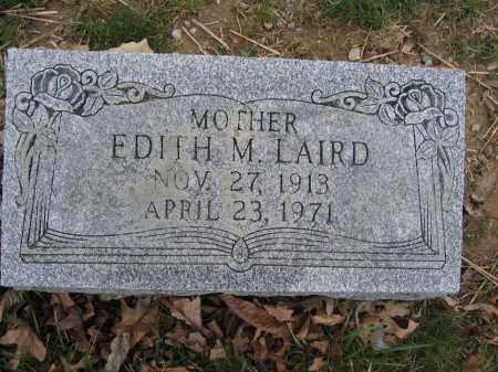 LAIRD, EDITH M. - Union County, Ohio | EDITH M. LAIRD - Ohio Gravestone Photos