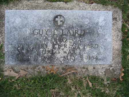 LAIRD, GUY L. - Union County, Ohio | GUY L. LAIRD - Ohio Gravestone Photos