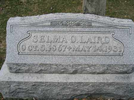 LAIRD, SELMA O. - Union County, Ohio | SELMA O. LAIRD - Ohio Gravestone Photos