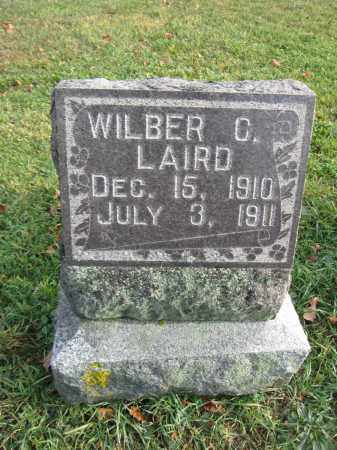 LAIRD, WILBER C. - Union County, Ohio | WILBER C. LAIRD - Ohio Gravestone Photos