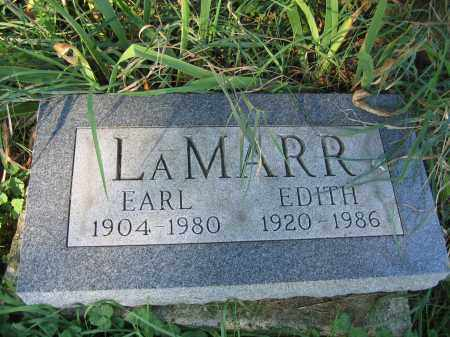 LAMARR, EARL - Union County, Ohio | EARL LAMARR - Ohio Gravestone Photos