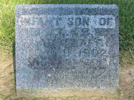LANGSTAFF, INFANT SON - Union County, Ohio | INFANT SON LANGSTAFF - Ohio Gravestone Photos