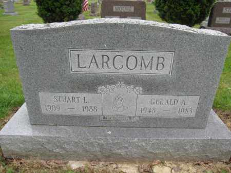 LARCOMB, STUART I. - Union County, Ohio | STUART I. LARCOMB - Ohio Gravestone Photos
