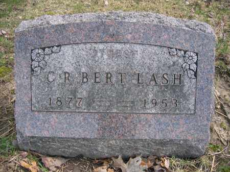 LASH, C.R. BERT - Union County, Ohio | C.R. BERT LASH - Ohio Gravestone Photos