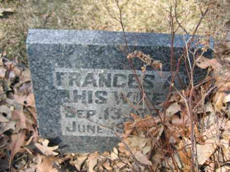 LAUGHREY, FRANCES A. - Union County, Ohio | FRANCES A. LAUGHREY - Ohio Gravestone Photos
