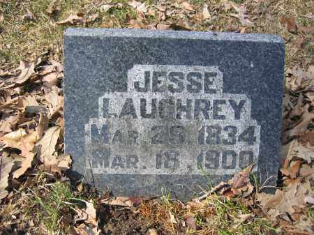LAUGHREY, JESSE - Union County, Ohio | JESSE LAUGHREY - Ohio Gravestone Photos