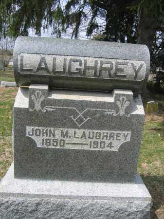 LAUGHREY, JOHN M. - Union County, Ohio | JOHN M. LAUGHREY - Ohio Gravestone Photos