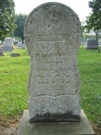 LAVENDER, CLARRA L. - Union County, Ohio   CLARRA L. LAVENDER - Ohio Gravestone Photos