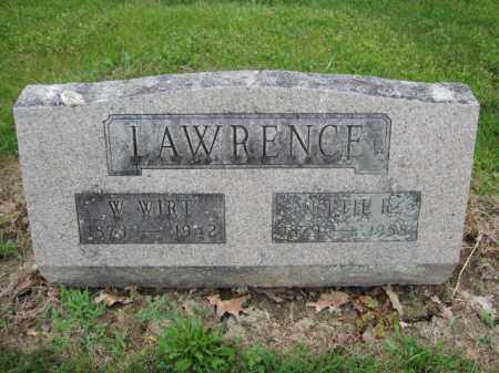 LAWRENCE, NETTIE R. - Union County, Ohio | NETTIE R. LAWRENCE - Ohio Gravestone Photos