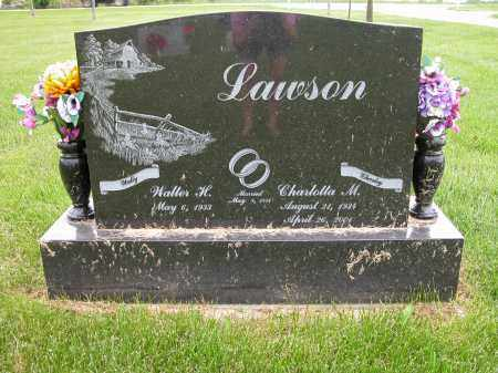 LAWSON, CHARLOTTA M. - Union County, Ohio | CHARLOTTA M. LAWSON - Ohio Gravestone Photos