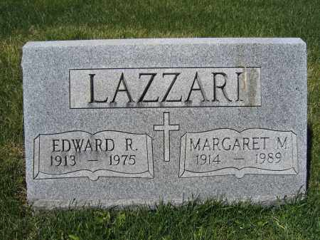 LAZZARI, EDWARD R. - Union County, Ohio | EDWARD R. LAZZARI - Ohio Gravestone Photos