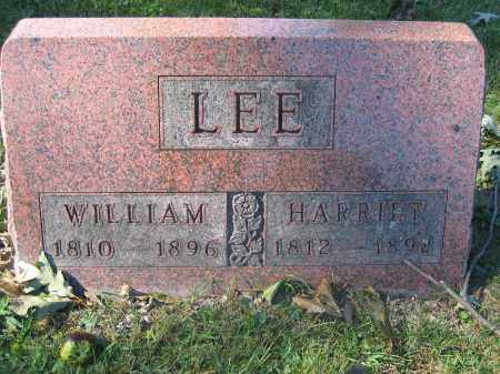 LEE, HARRIET - Union County, Ohio | HARRIET LEE - Ohio Gravestone Photos