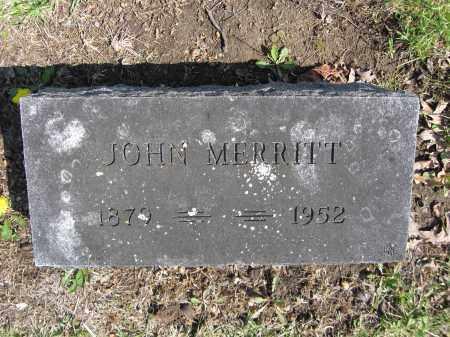 LENTZ, JOHN MERRITT - Union County, Ohio | JOHN MERRITT LENTZ - Ohio Gravestone Photos