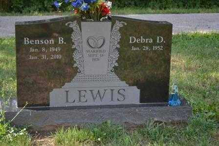 LEWIS, DEBRA D. - Union County, Ohio | DEBRA D. LEWIS - Ohio Gravestone Photos