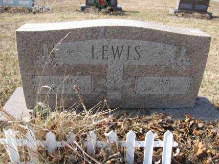 LEWIS, J. LOREN - Union County, Ohio | J. LOREN LEWIS - Ohio Gravestone Photos