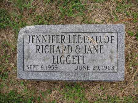 LIGGETT, JENNIFER LEE - Union County, Ohio | JENNIFER LEE LIGGETT - Ohio Gravestone Photos