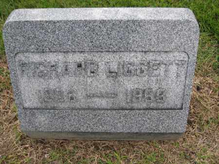 LIGGETT, RICHARD - Union County, Ohio | RICHARD LIGGETT - Ohio Gravestone Photos