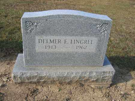 LINGREL, DELMER E. - Union County, Ohio | DELMER E. LINGREL - Ohio Gravestone Photos