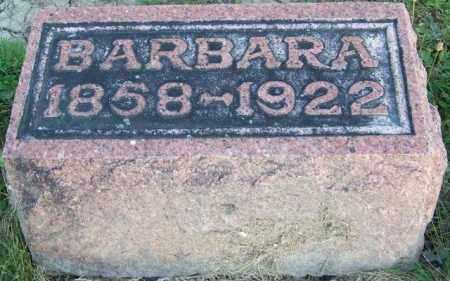 LINZINMEIRE, BARBARA - Union County, Ohio   BARBARA LINZINMEIRE - Ohio Gravestone Photos