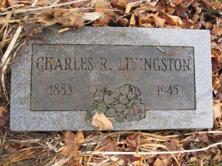 LIVINGSTON, CHARLES ROBERT - Union County, Ohio | CHARLES ROBERT LIVINGSTON - Ohio Gravestone Photos