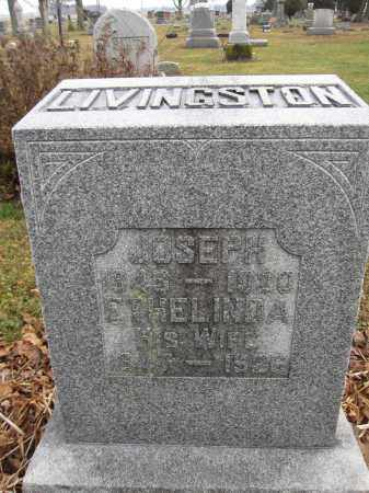 LIVINGSTON, JOSEPH WARREN - Union County, Ohio | JOSEPH WARREN LIVINGSTON - Ohio Gravestone Photos
