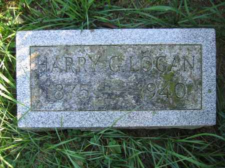 LOGAN, HARRY G. - Union County, Ohio | HARRY G. LOGAN - Ohio Gravestone Photos