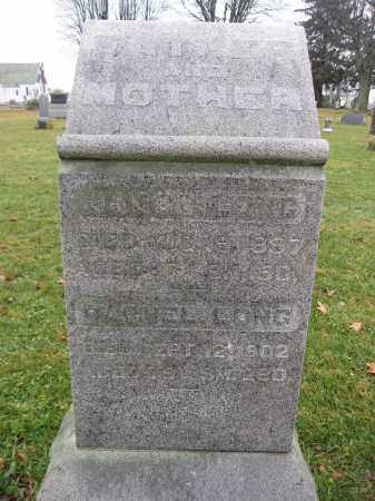 LONG, JACOB - Union County, Ohio | JACOB LONG - Ohio Gravestone Photos
