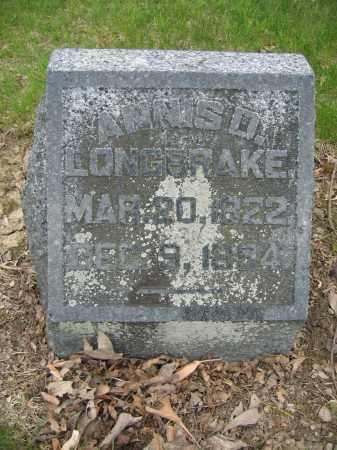 LONGBRAKE, ANNISO - Union County, Ohio | ANNISO LONGBRAKE - Ohio Gravestone Photos