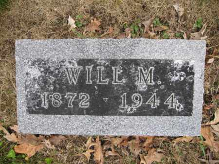LONGBRAKE, WILL M. - Union County, Ohio | WILL M. LONGBRAKE - Ohio Gravestone Photos