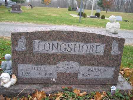 LONGSHORE, JOHN L. - Union County, Ohio | JOHN L. LONGSHORE - Ohio Gravestone Photos
