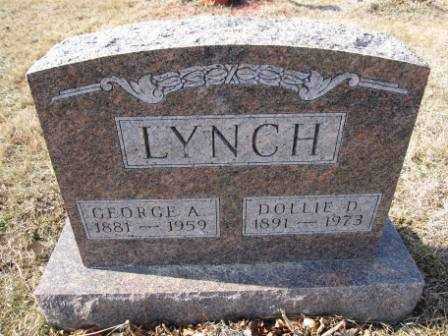 LYNCH, GEORGE A. - Union County, Ohio | GEORGE A. LYNCH - Ohio Gravestone Photos