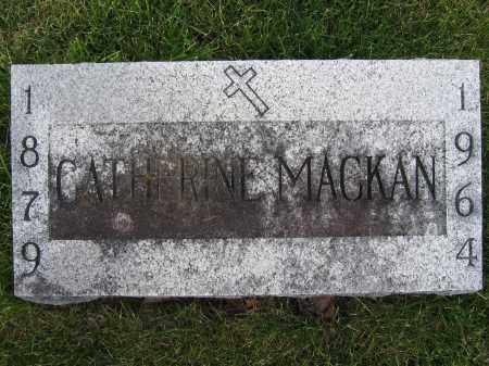 MACKAN, CATHERINE - Union County, Ohio | CATHERINE MACKAN - Ohio Gravestone Photos