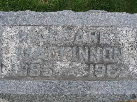 MACKINNON, MARGARET - Union County, Ohio   MARGARET MACKINNON - Ohio Gravestone Photos