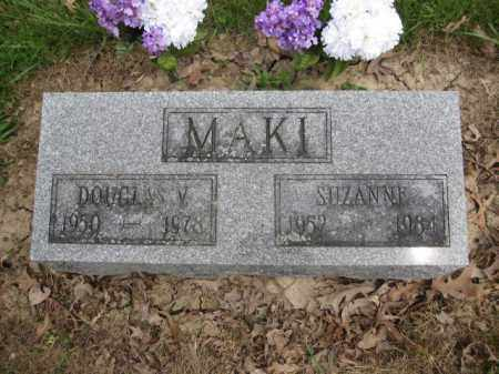 MAKI, SUZANNE - Union County, Ohio | SUZANNE MAKI - Ohio Gravestone Photos