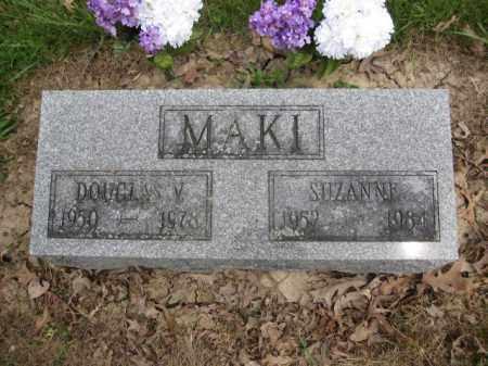 MAKI, DOUGLAS V. - Union County, Ohio | DOUGLAS V. MAKI - Ohio Gravestone Photos