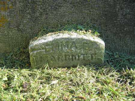MARRIOTT, EMMA E. - Union County, Ohio | EMMA E. MARRIOTT - Ohio Gravestone Photos