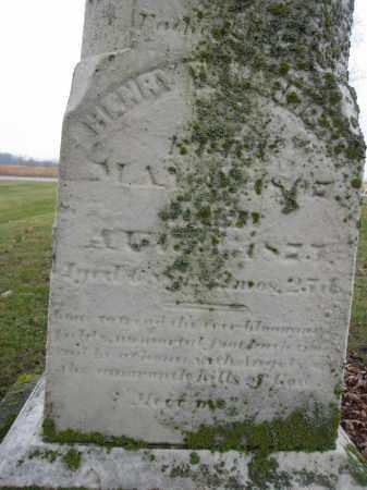 MARRIOTT, HENRY T. - Union County, Ohio   HENRY T. MARRIOTT - Ohio Gravestone Photos