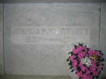 MARRIOTT, JOSHUA P. - Union County, Ohio | JOSHUA P. MARRIOTT - Ohio Gravestone Photos
