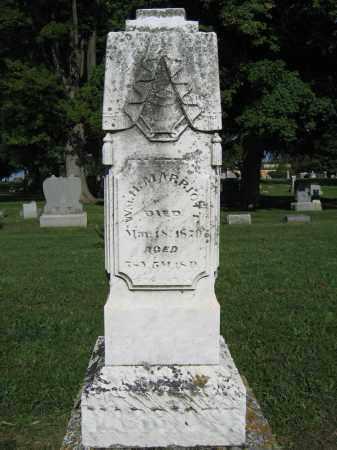 MARRIOTT, WILLIAM H. - Union County, Ohio | WILLIAM H. MARRIOTT - Ohio Gravestone Photos
