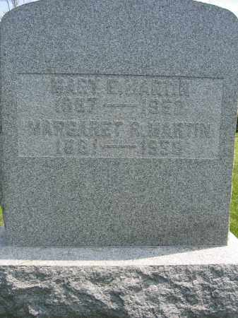 MARTIN, MARY E. - Union County, Ohio | MARY E. MARTIN - Ohio Gravestone Photos