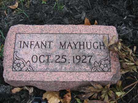 MAYHUGH, INFANT - Union County, Ohio | INFANT MAYHUGH - Ohio Gravestone Photos