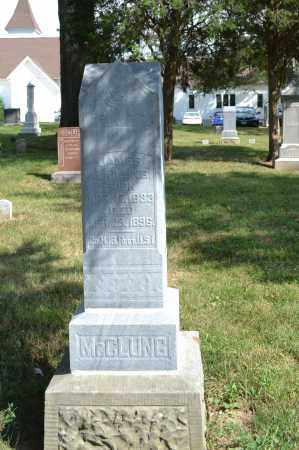 MCCLUNG, JAMES - Union County, Ohio | JAMES MCCLUNG - Ohio Gravestone Photos