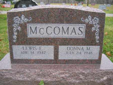 MCCOMAS, DONNA M. - Union County, Ohio | DONNA M. MCCOMAS - Ohio Gravestone Photos
