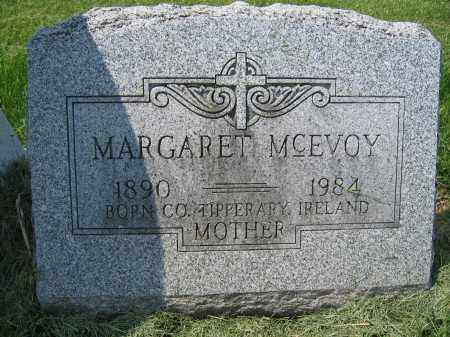 MCEVOY, MARGARET - Union County, Ohio | MARGARET MCEVOY - Ohio Gravestone Photos