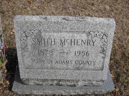 MCHENRY, SMITH - Union County, Ohio | SMITH MCHENRY - Ohio Gravestone Photos