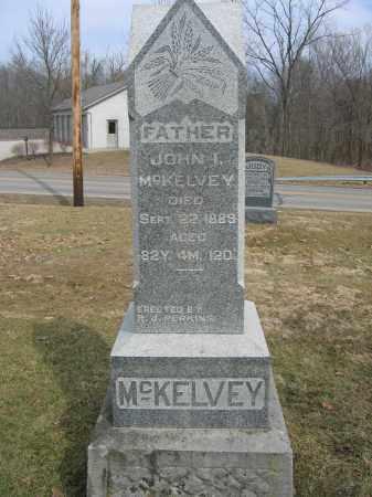MCKELVEY, JOHN I. - Union County, Ohio | JOHN I. MCKELVEY - Ohio Gravestone Photos