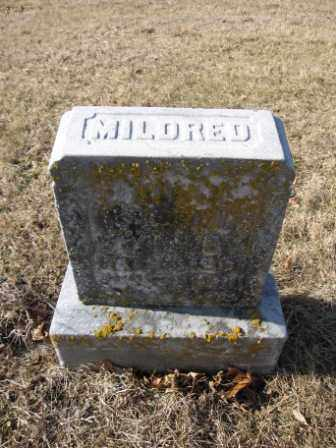 MCKINLEY, MILDRED - Union County, Ohio | MILDRED MCKINLEY - Ohio Gravestone Photos