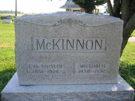 MCKINNON, EVA SHISLER - Union County, Ohio | EVA SHISLER MCKINNON - Ohio Gravestone Photos