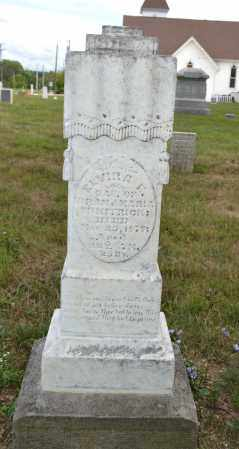 MCKITRICK, ELVIRA E. - Union County, Ohio | ELVIRA E. MCKITRICK - Ohio Gravestone Photos
